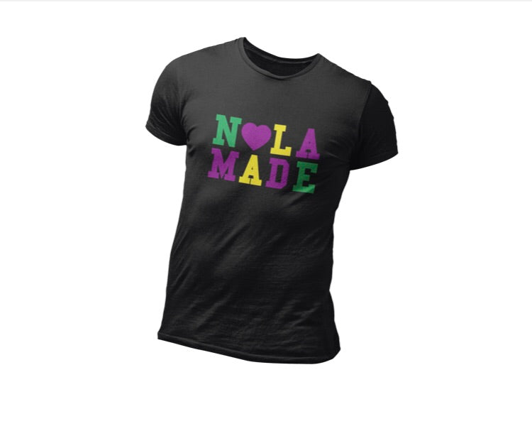 Load image into Gallery viewer, ALL KIDZ Mardi Gras Tees