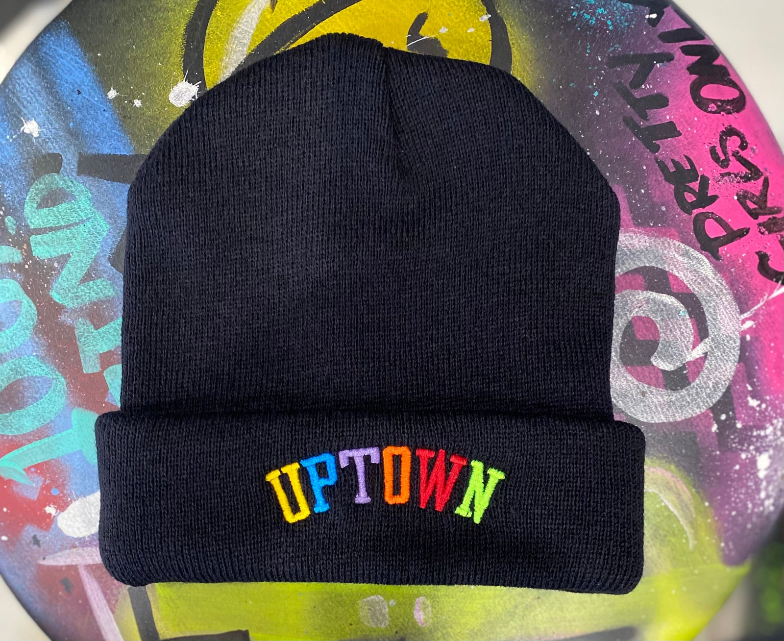 Load image into Gallery viewer, Hood Love Beanie Uptown