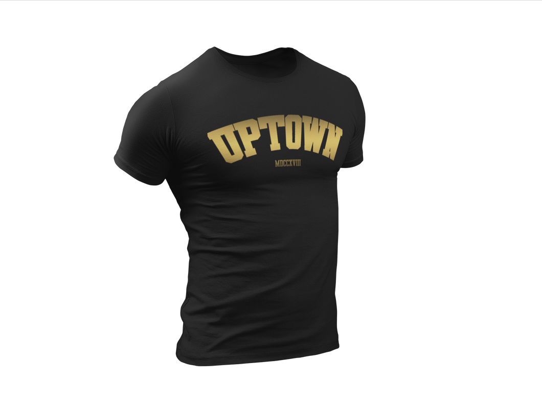 Hood Love Uptown Black & Gold Edition