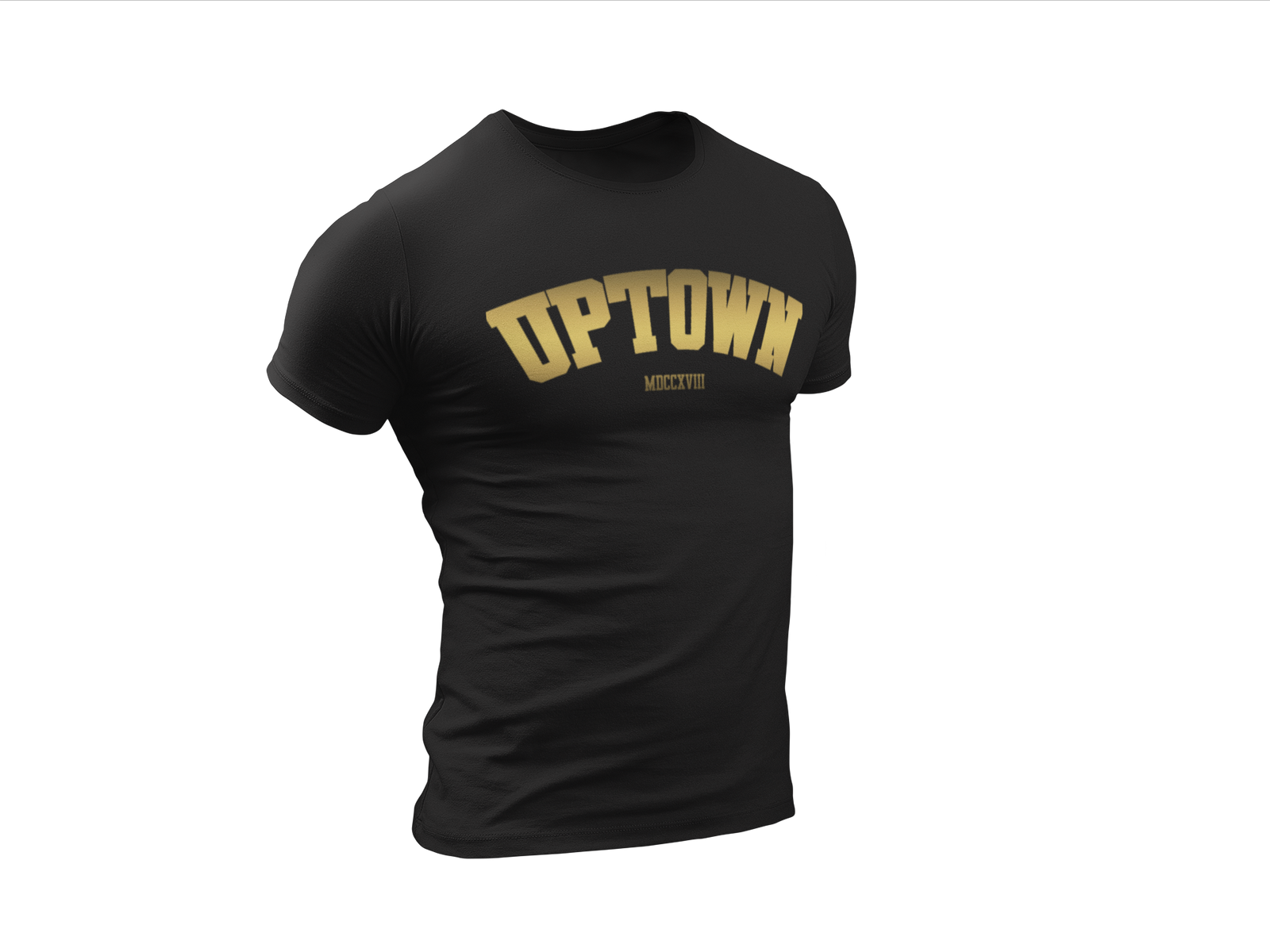 Load image into Gallery viewer, Hood Love Uptown Black & Gold Edition
