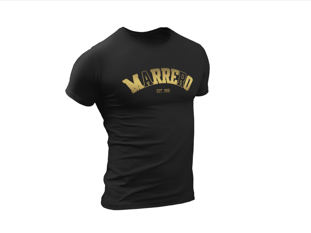 Hood Love Marrero Black & Gold Edition