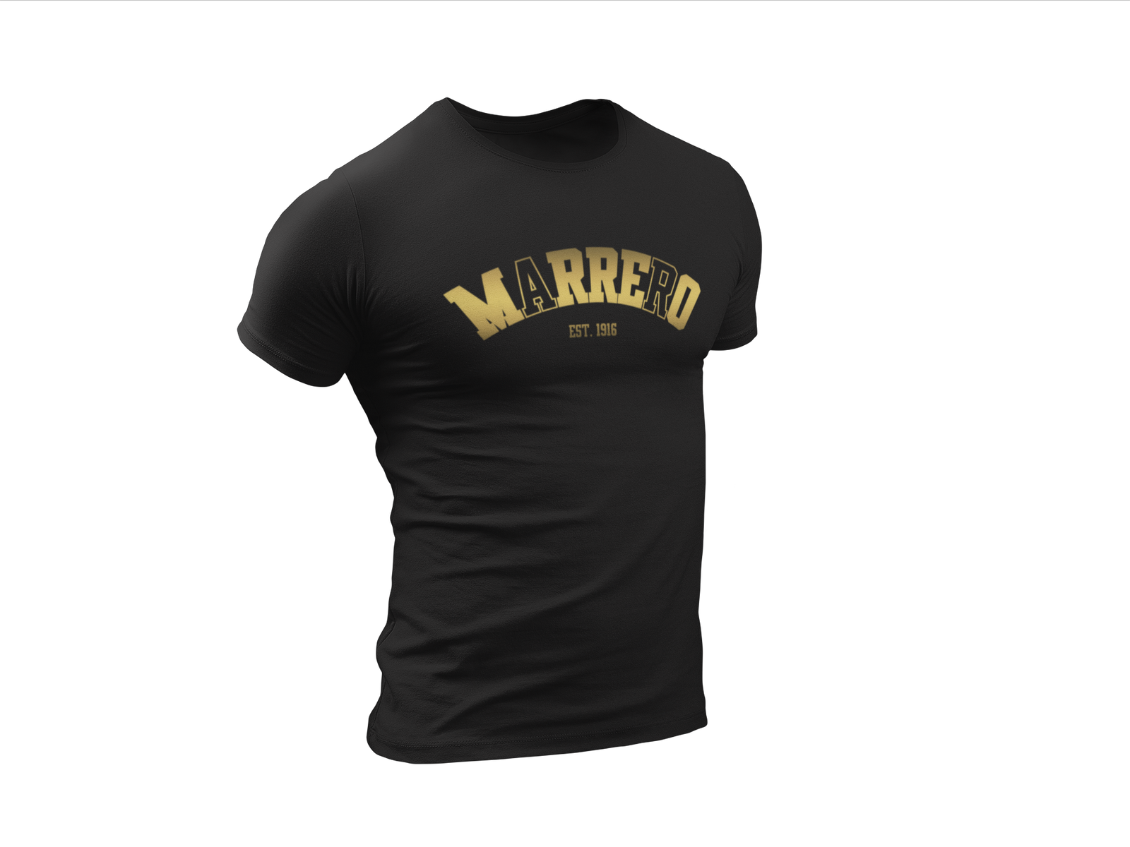 Load image into Gallery viewer, Hood Love Marrero Black & Gold Edition