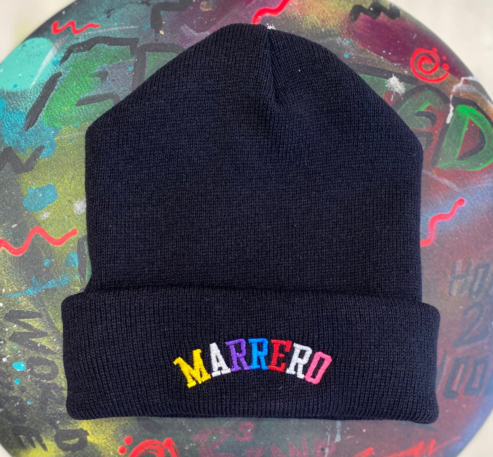 Load image into Gallery viewer, Hood Love Beanie Marrero
