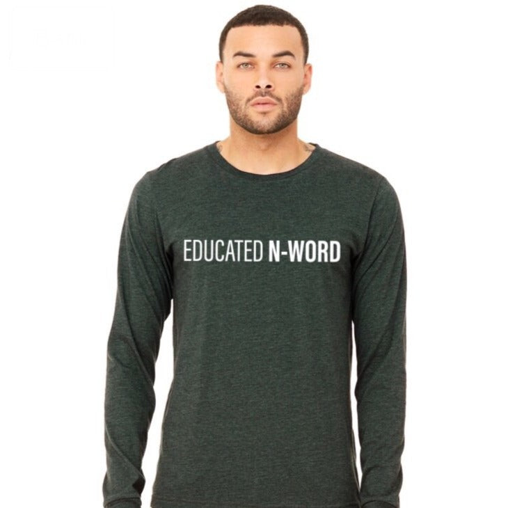 Load image into Gallery viewer, Classic N-Word Long Sleeves