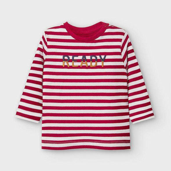 Long Sleeved Ready T-Shirt - Size 12M