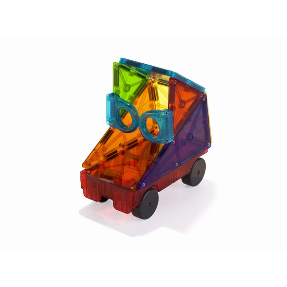 Magna-Tiles Clear Colours - 48 pcs