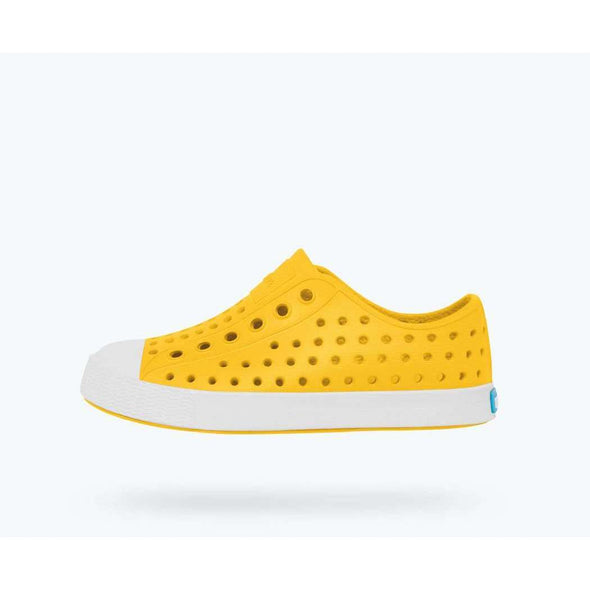 Jefferson - Crayon Yellow / Shell White