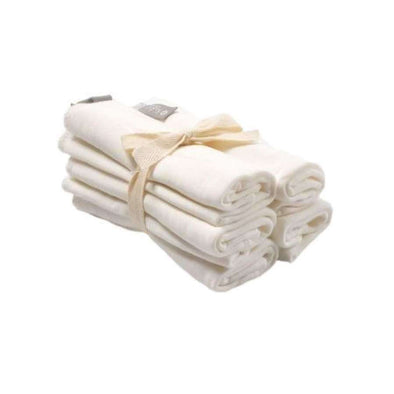Washcloths in Cloud - 5 pk