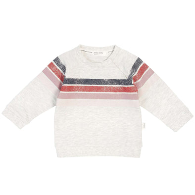 Striped Retro Sweatshirt