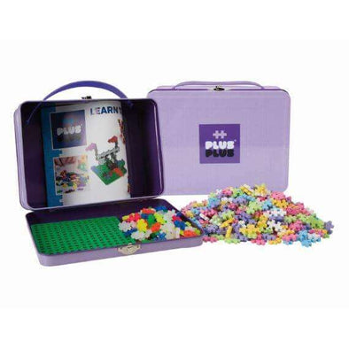600 Piece Plus Plus Suitcase - Pastel