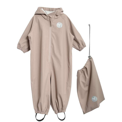 Mika Rainsuit - Dark Powder - Size 3