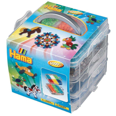 Hama Bead & Pegboard Storage Box