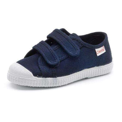 Zapatilla Double Velcro Shoes - Navy