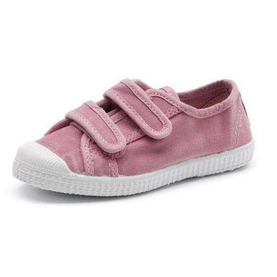 Zapatilla Double Velcro Shoes - Pink