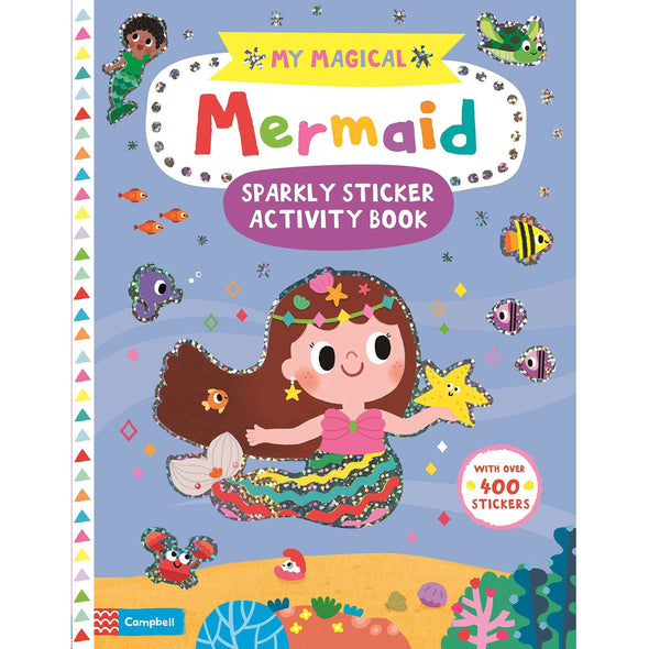 My Magical Mermaid Sticker Book