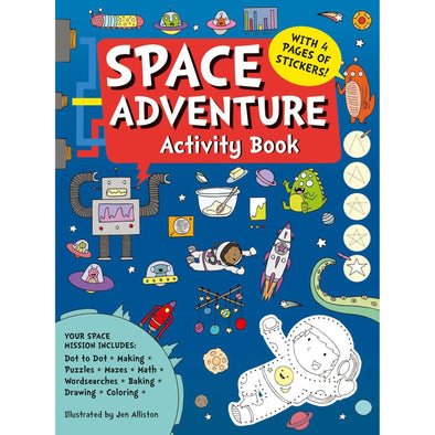 Space Adventure Activity