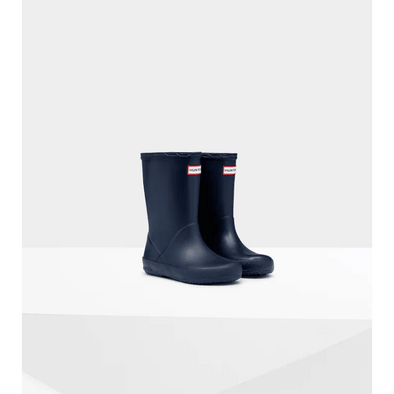 Original Kids First Classic Rain Boots: Navy