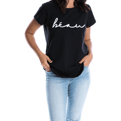 Adult Beau Signature Tee