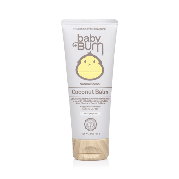 Sun Bum Natural Monoi Coconut Balm
