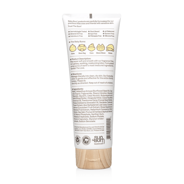 Sun Bum Everyday Lotion - Fragrance Free