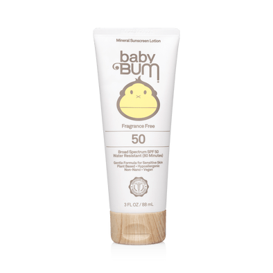 Sum Bum Mineral Sunscreen Lotion SPF 50