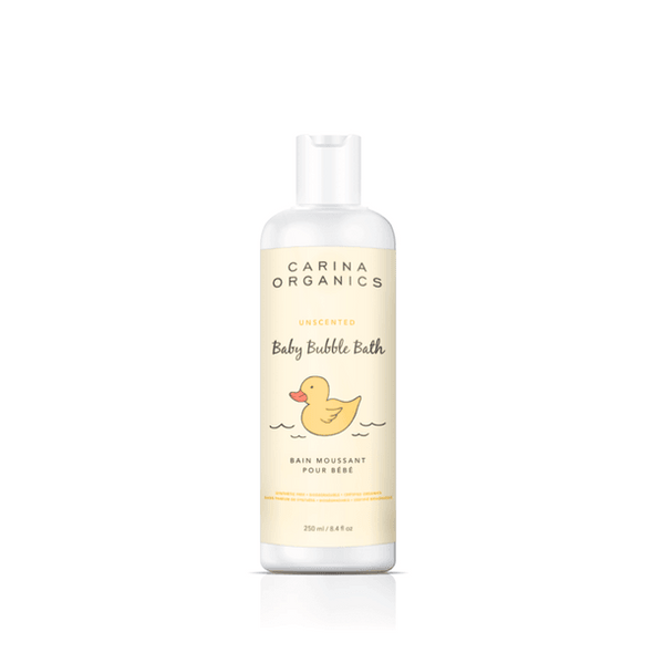 Baby Bubble Bath (Unscented)