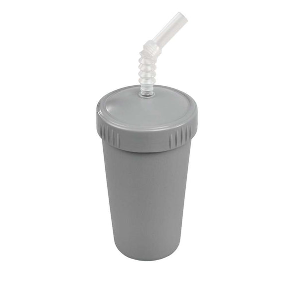 Re-Play Lid with Straw