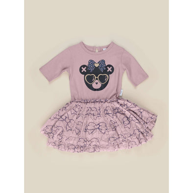 Bow Bear Ballet Dress
