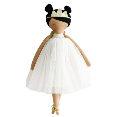 Pandora Princess Doll 50cm Ivory Gold