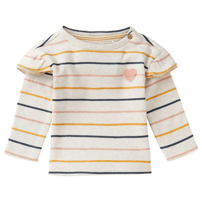 Long Sleeve Fontein Shirt - Size 1-2M