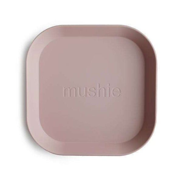 Square Dinnerware Plates - Blush