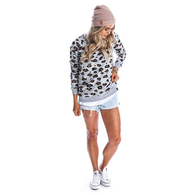 Adult Leopard Sweater