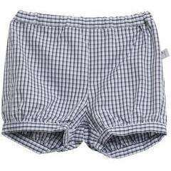 Bertil Sky Check Shorts