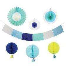 Blue Decorating Kit