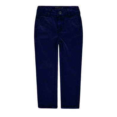 Boys Night Blue Chino Trousers