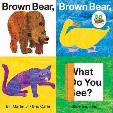 Brown Bear, Brown Bear,