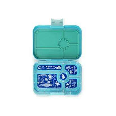 5 Compartment Tapas Yumbox - Antibes Blue