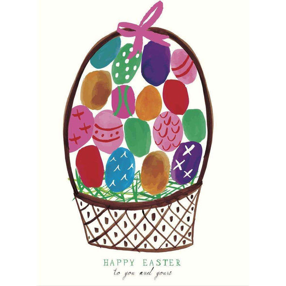 Happy Easter to You and Yours - Greeting Card