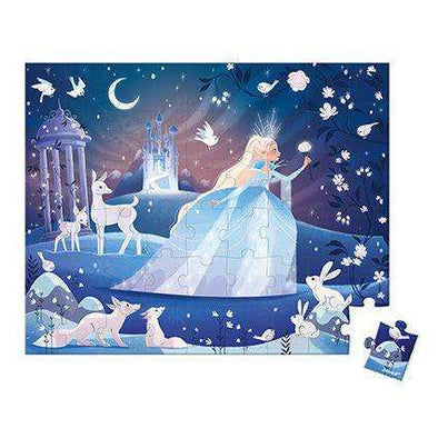 Ice Queen Puzzle - 54 pcs