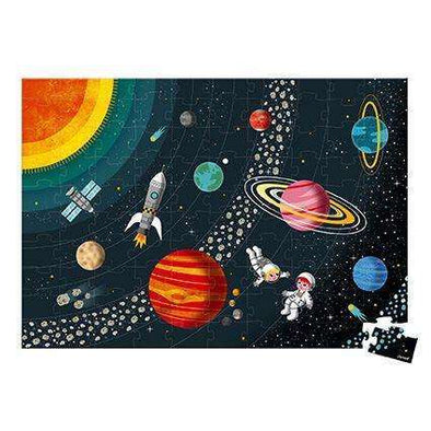 100 pc Educational Puzzle Solar System
