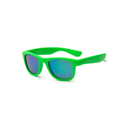 Koolsun Wave Sunglasses - Neon Green