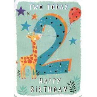 Two Today Card
