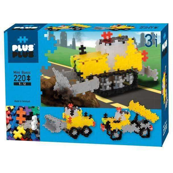 Plus Plus Construction Mini Basic 220 pcs