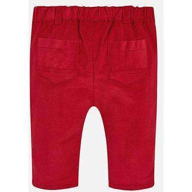 Red Cord Pants