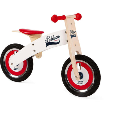 Red/White Balancing Bike