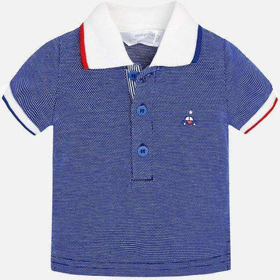 Royal Blue Polo Shirt