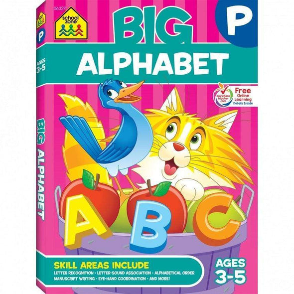 Big Alphabet Book