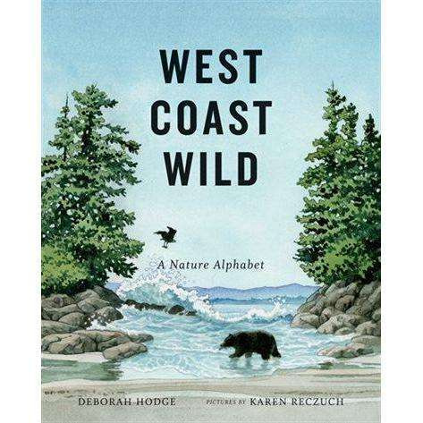 West Cost Wild: A Nature Alphabet
