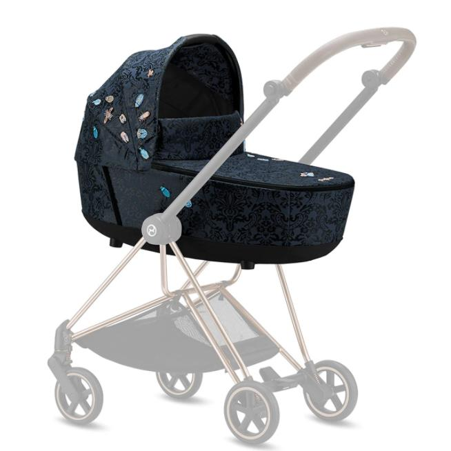 Cybex Mios Lux Carry Cot - Jewels of Nature