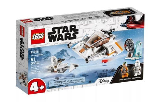 LEGO Star Wars Snowspeeder 75268 Starship Toy Building Kit